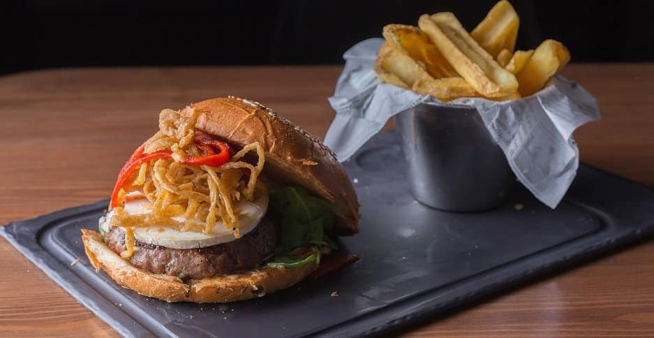 Best Burgers in Murcia Spain