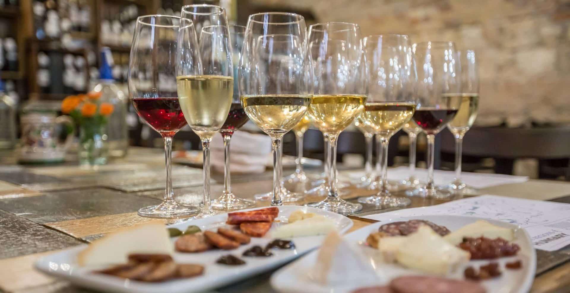Best Wine Tasting in Budapest