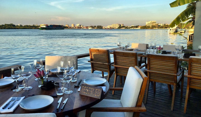 Most Romantic Restaurant in Vietnam