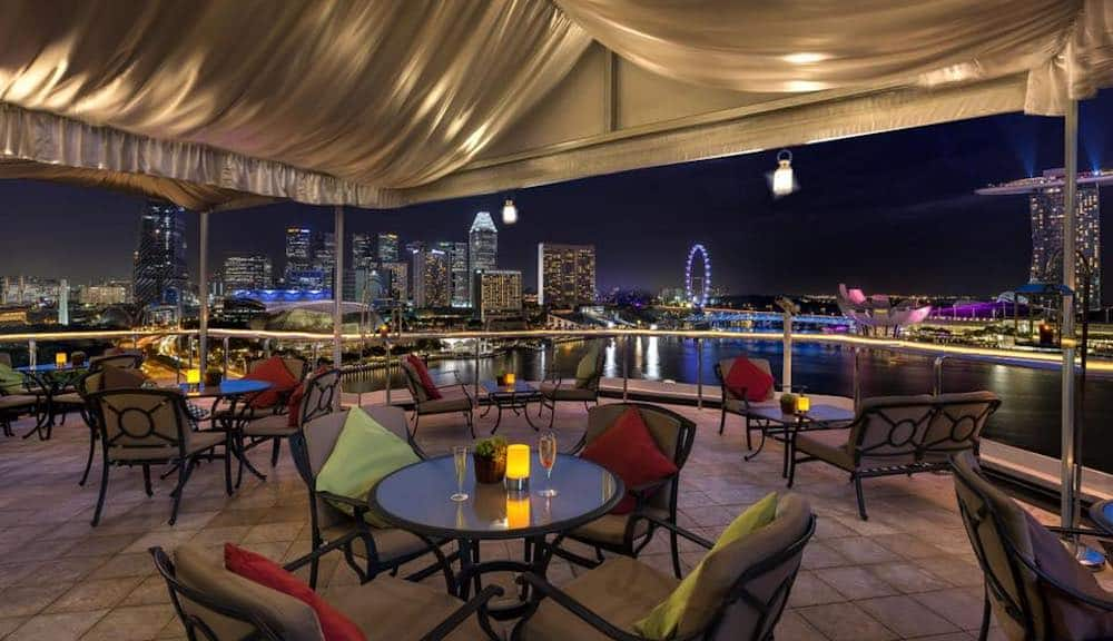 Restaurants for Proposals in Singapore