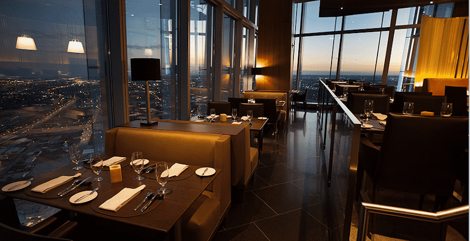 Most Romantic Restaurants in Oklahoma City