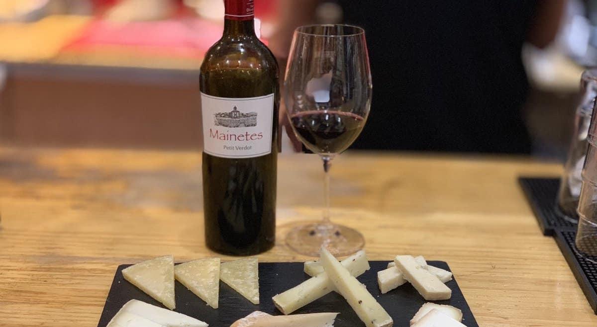 Best Wine Bar in Madrid