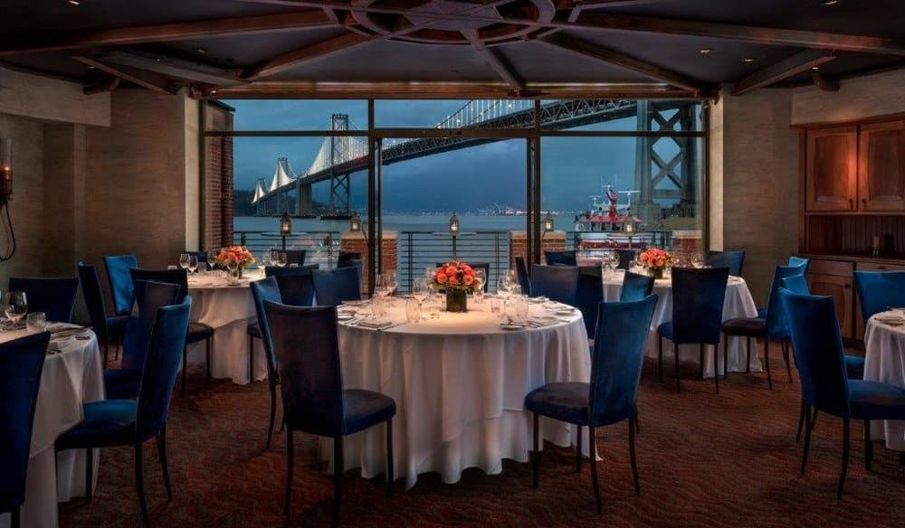 Anniversary Restaurants in San Francisco