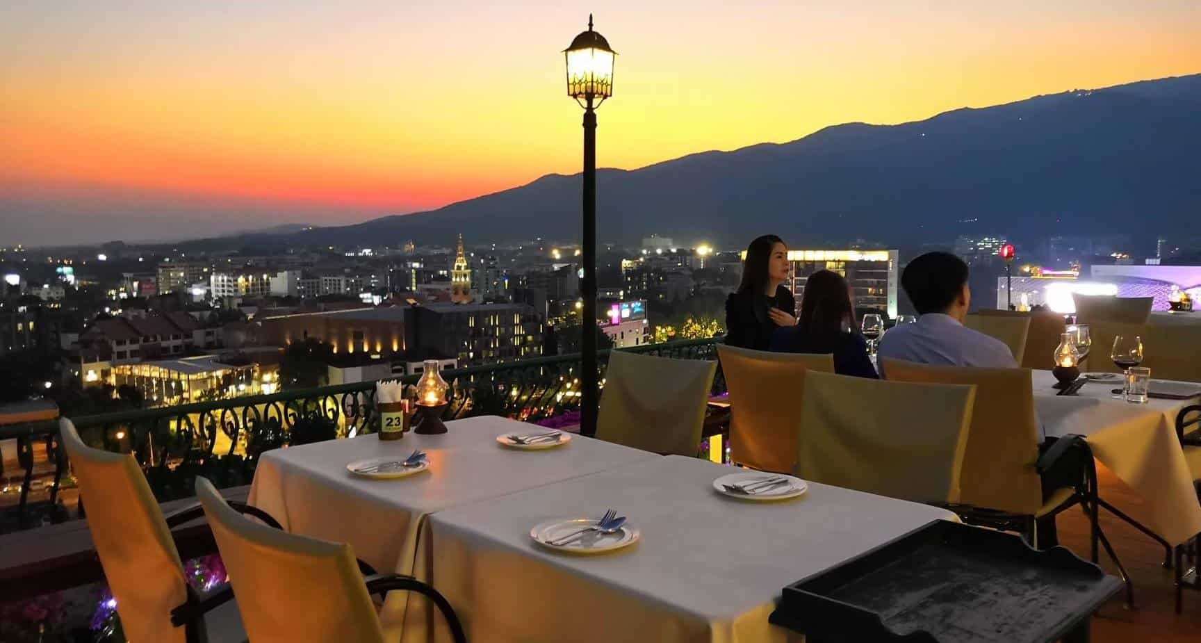 Restaurants with Views Chiang Mai