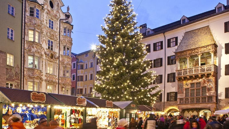 Best Christmas Markets in Austria
