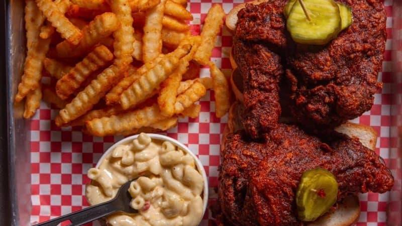 Best Hot Chicken in Nashville