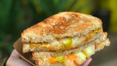 Grilled Cheese Sandwiches In Austin