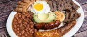 Bandeja Paisa Best Colombian Food