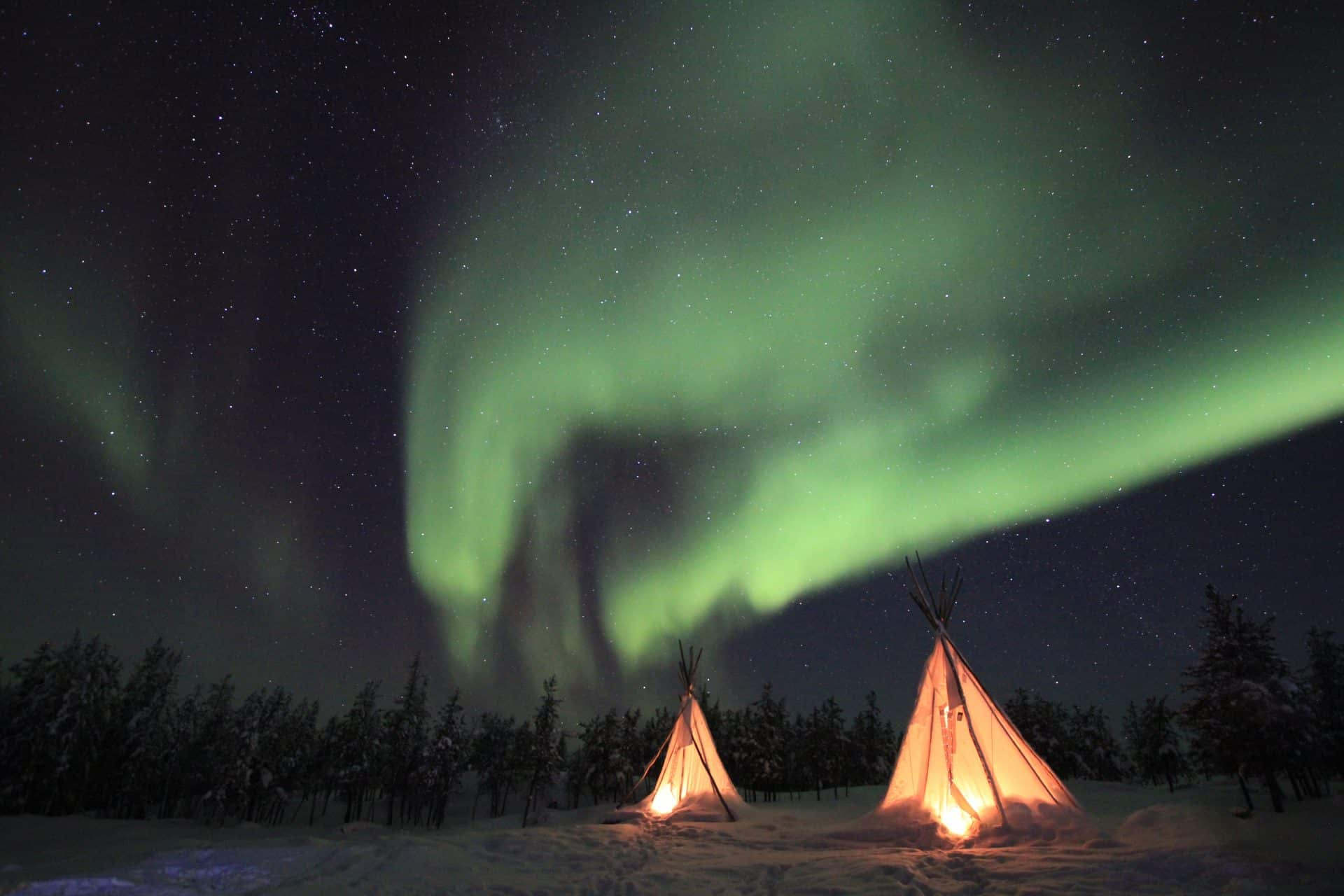 The 7 Best Places In North America To See The Northern Lights