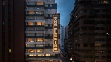The Fleming hotel Hong Kong