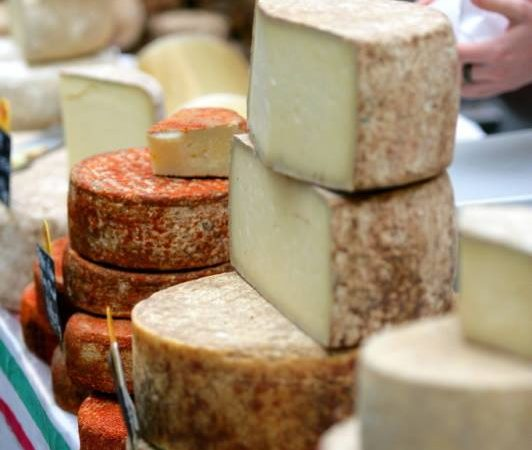 Best French cheese destinations in Europe