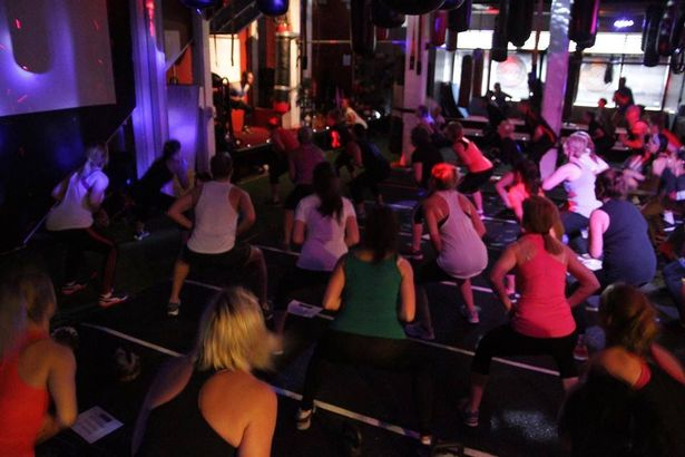 best fitness classes in the UK