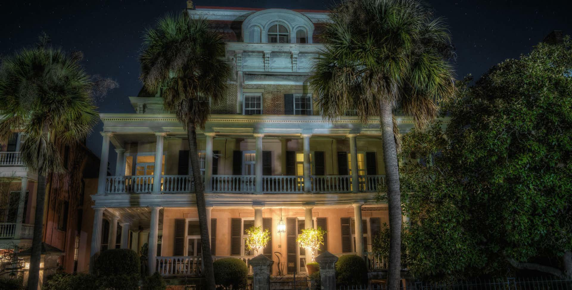 Most Haunted Hotels in South Carolina