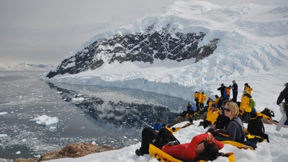 how to visit antarctica