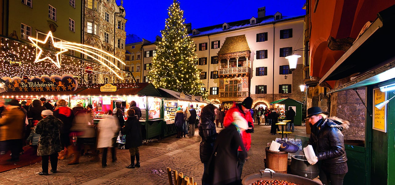 Best Austrian Christmas Markets in Innsbruck