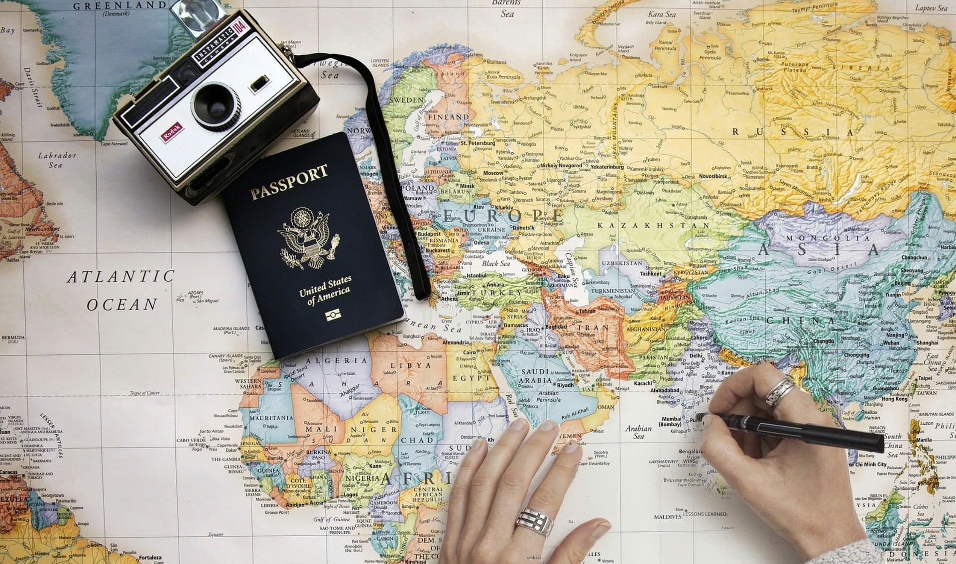 How to Get a Passport United States