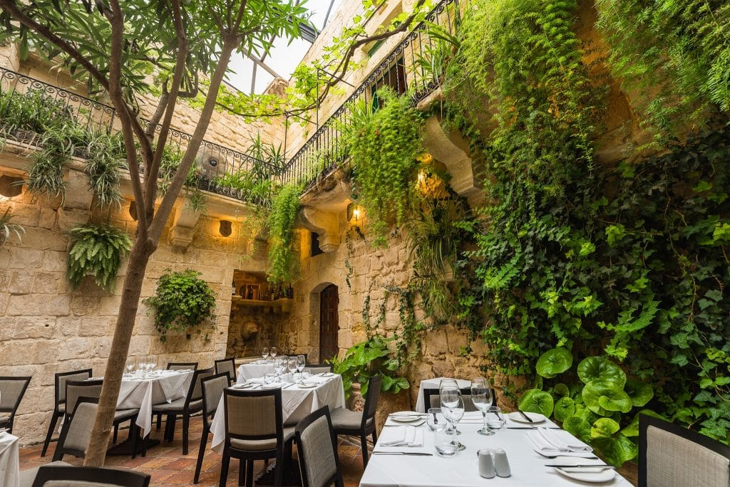 romantic restaurants europe