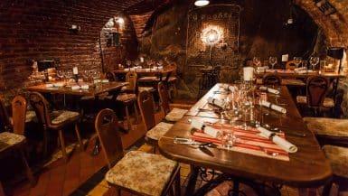 best restaurants Bratislava