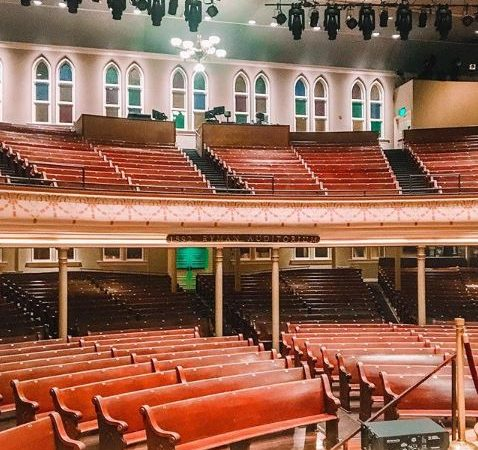 Best live music venues in Nashville, Tennessee