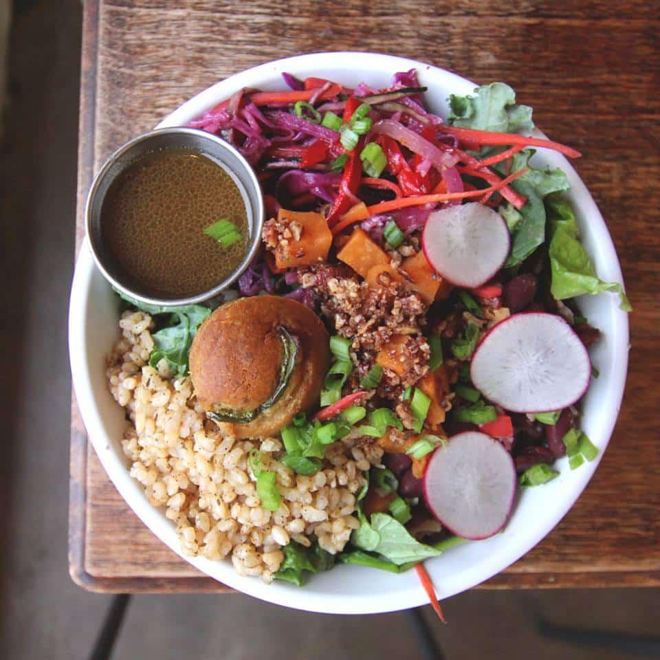 Best vegetarian restaurants in New Orleans