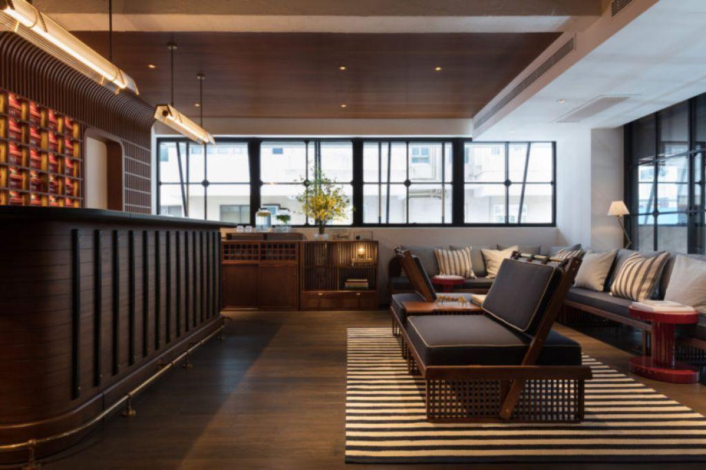 The Fleming hotel Hong Kong