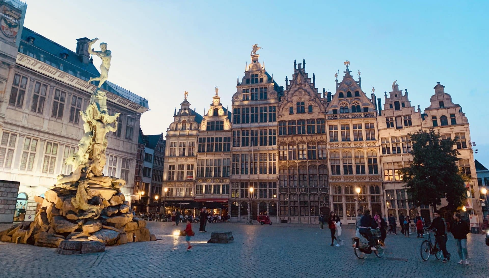 Best City for Millennials in Belgium