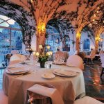 romantic restaurants Italy