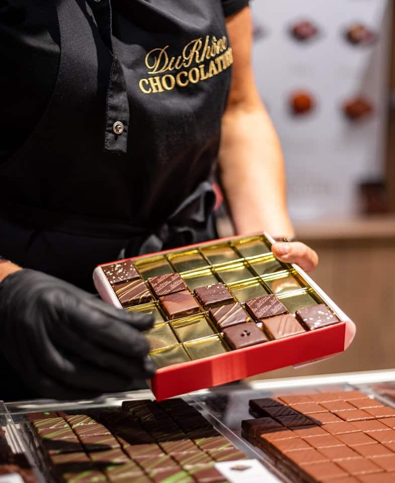 Best Swiss chocolate shops