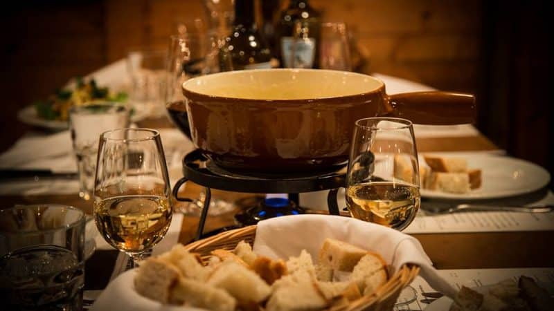 Best Fondue Restaurants in Switzerland