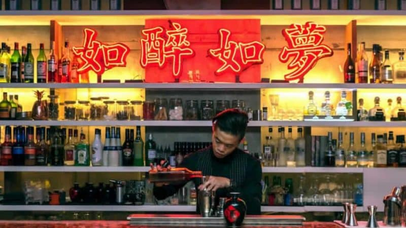 best bars in Asia 2019