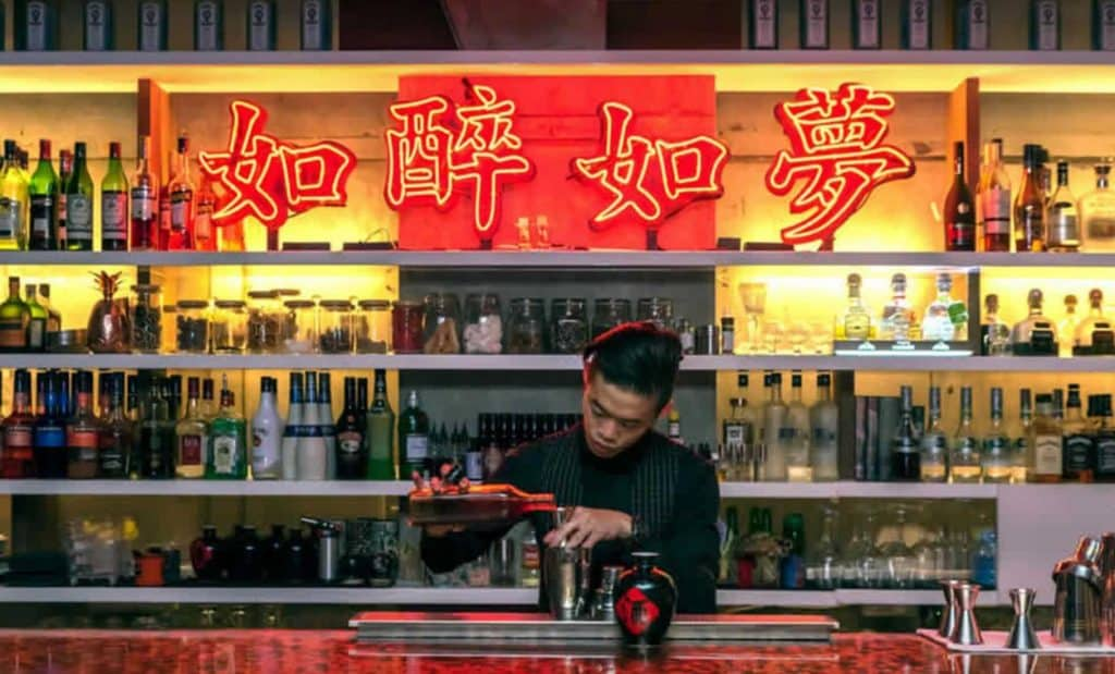 best bars in Asia 2019