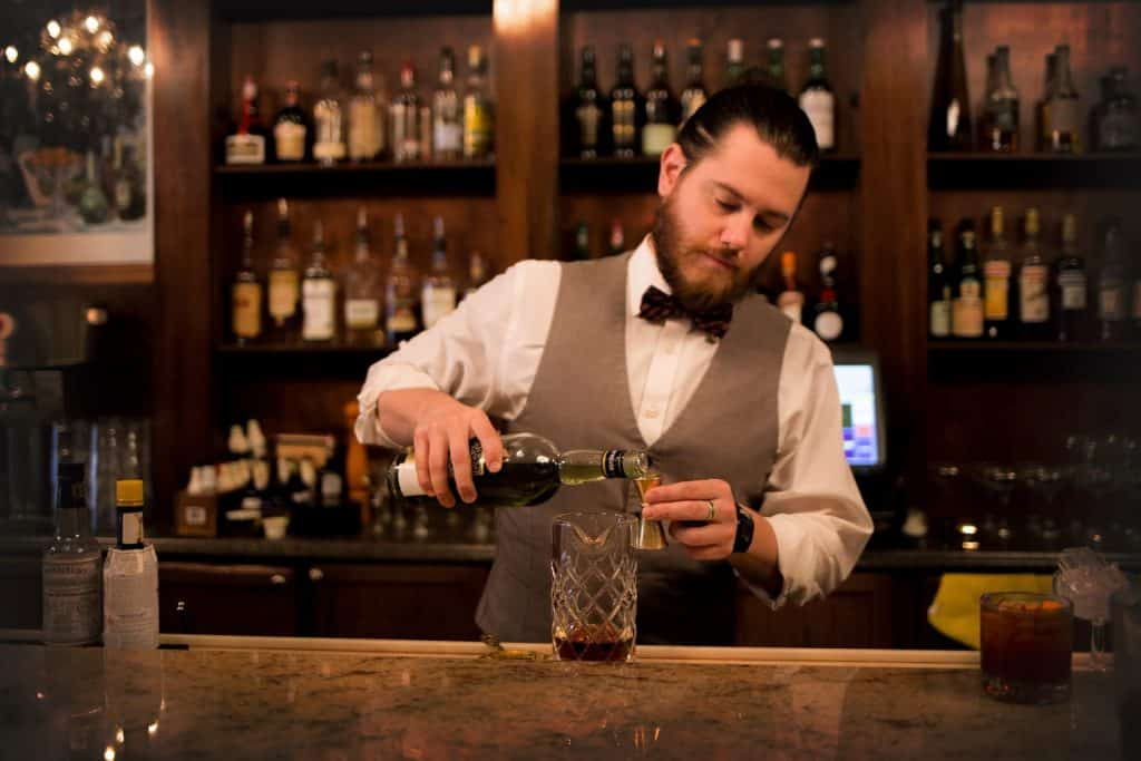 best cocktail bars America