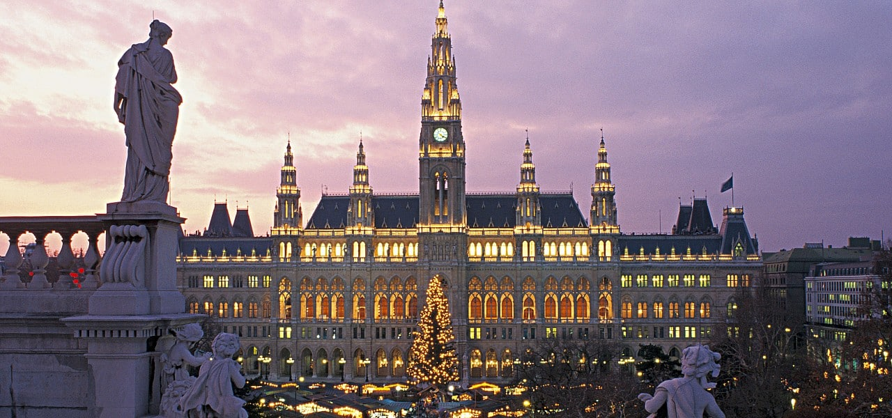 Best Vienna Christmas Market in Austria