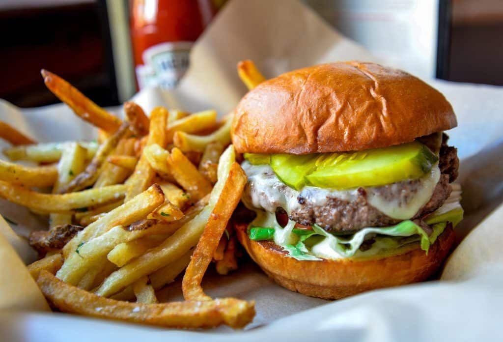 best burgers colorado