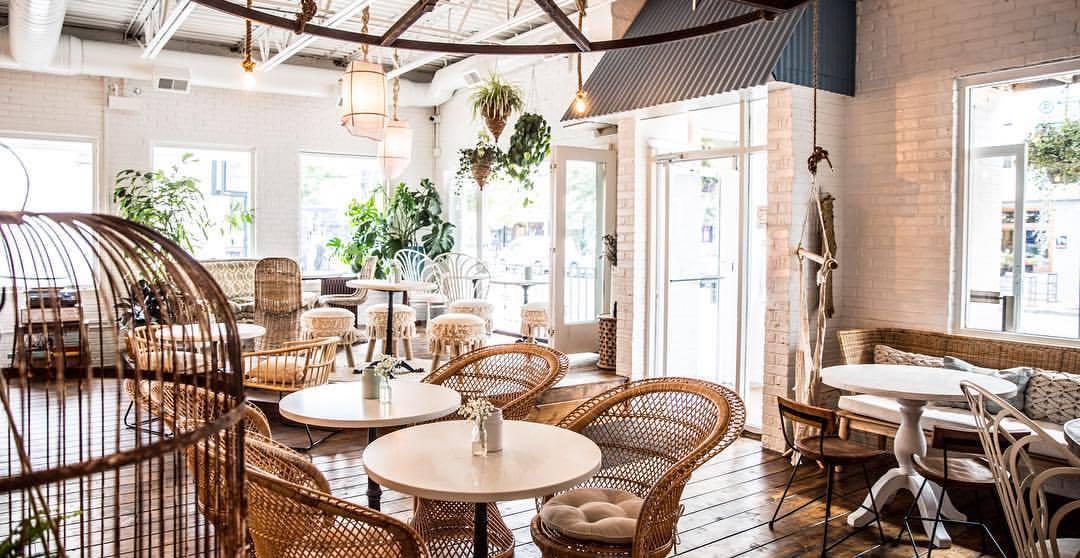 Trendiest Cafes in Chicago
