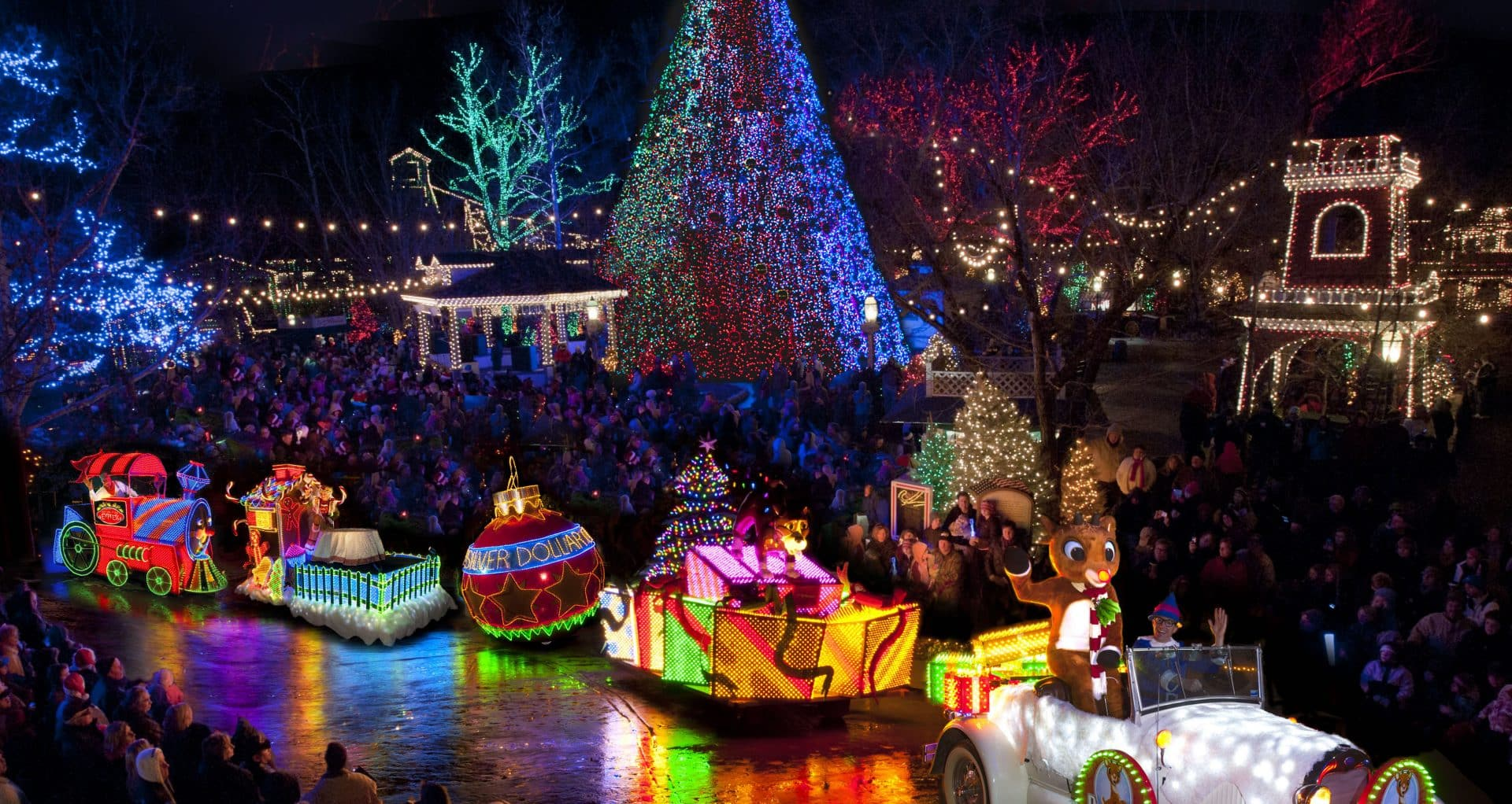 Branson Missouri Most Festive City in the United States