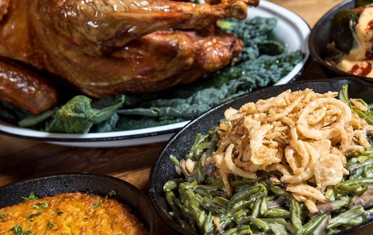Where to Eat Thanksgiving Dinner NYC