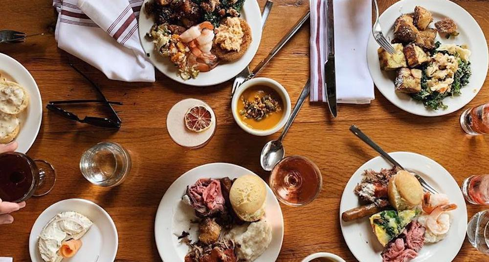 Best Spots for Thanksgiving Dinner in Nashville