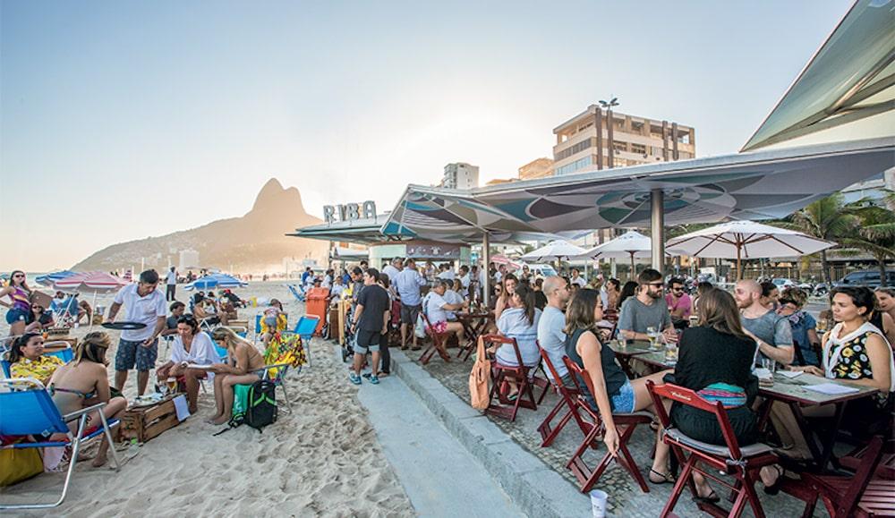 Best Beach Bars in Rio de Janeiro