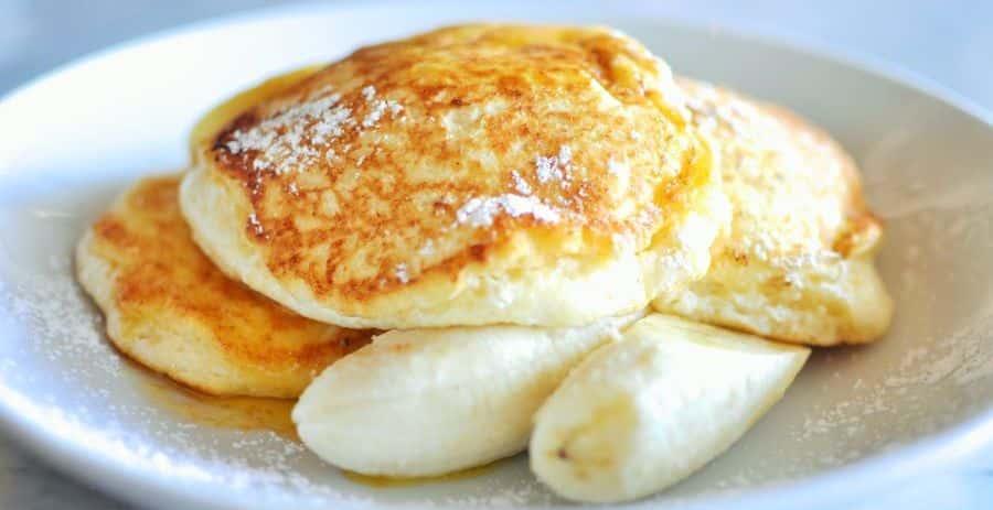 Bills Sydney Brunch Ricotta Hotcakes