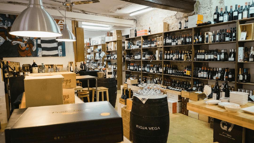 Wine Bars Barcelona