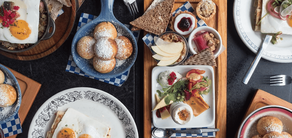 Best Brunch Spots Portland Oregon