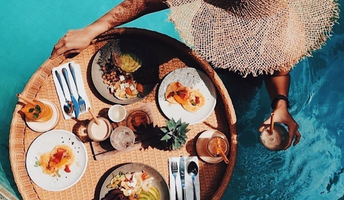 Best Floating Brunch in Bali