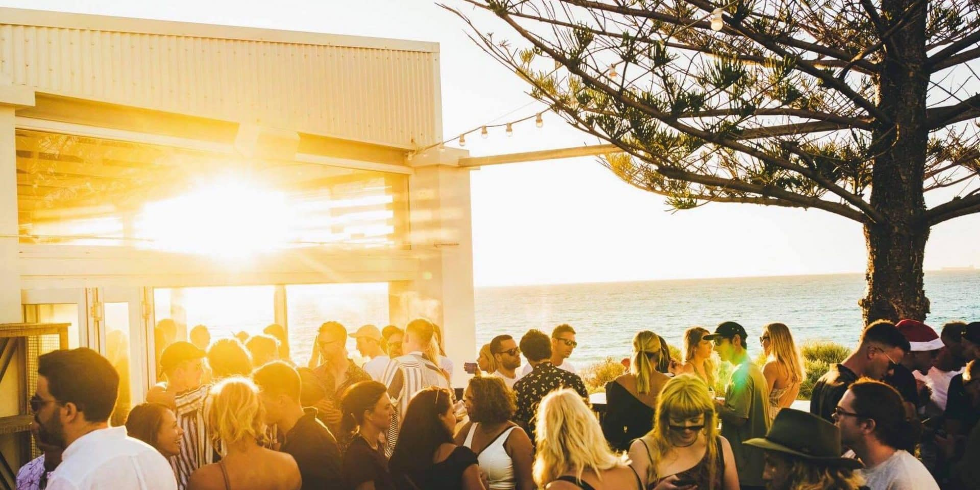 Coolest Beach Bars in Perth