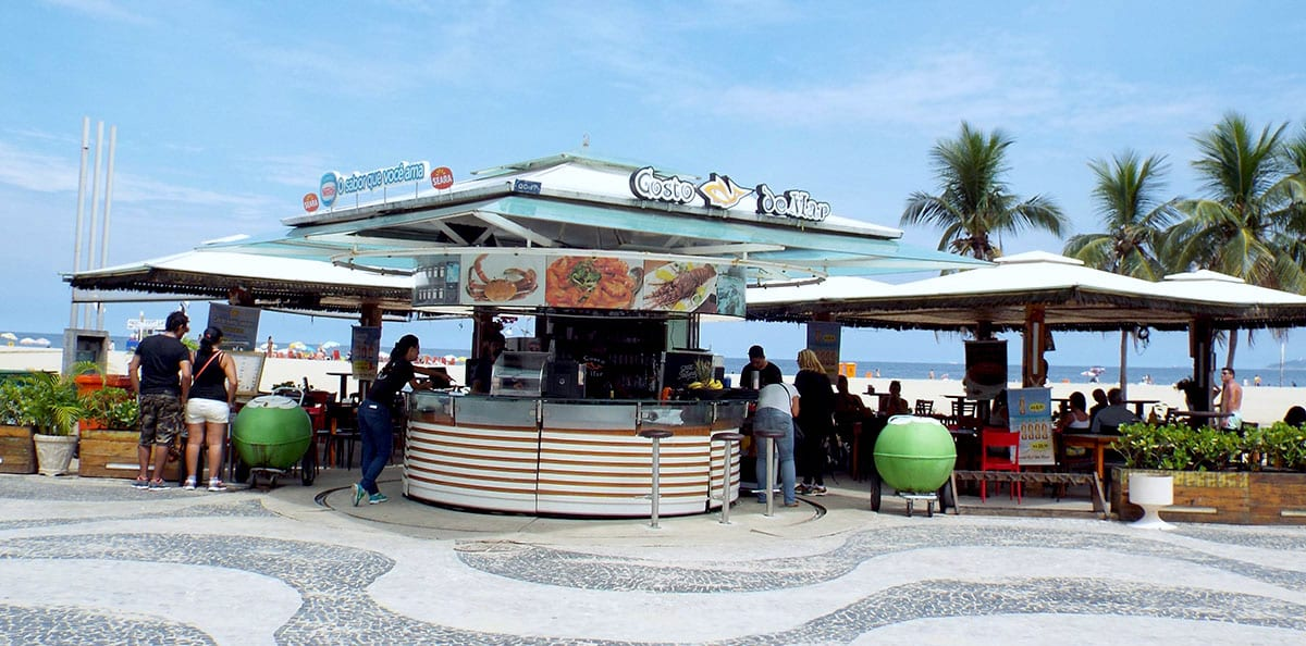 Rio de Janeiro Beach Bars