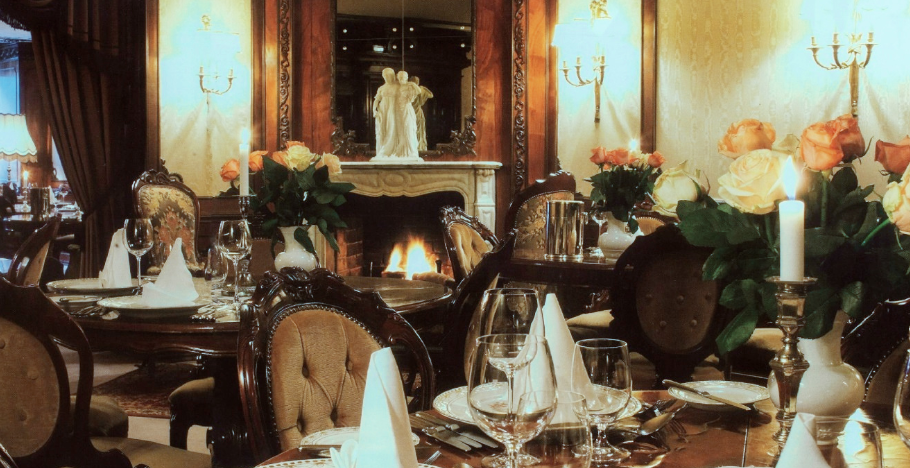 Most Romantic Restaurants in Berlin