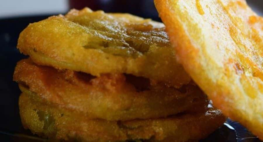 Best Fried Green Tomatoes from the Movie