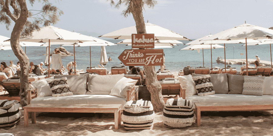 Mykonos Best Beach Bars