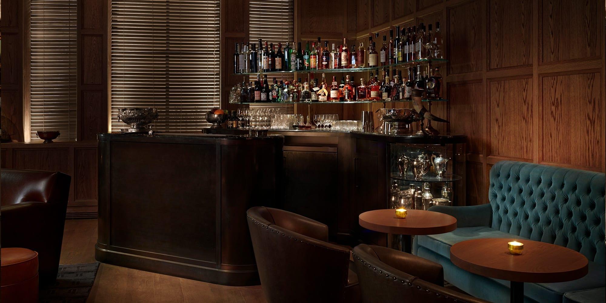 london hotel bars