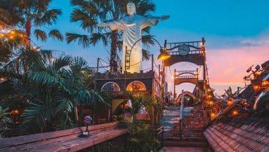 Coolest Restaurants in Seminyak Bali